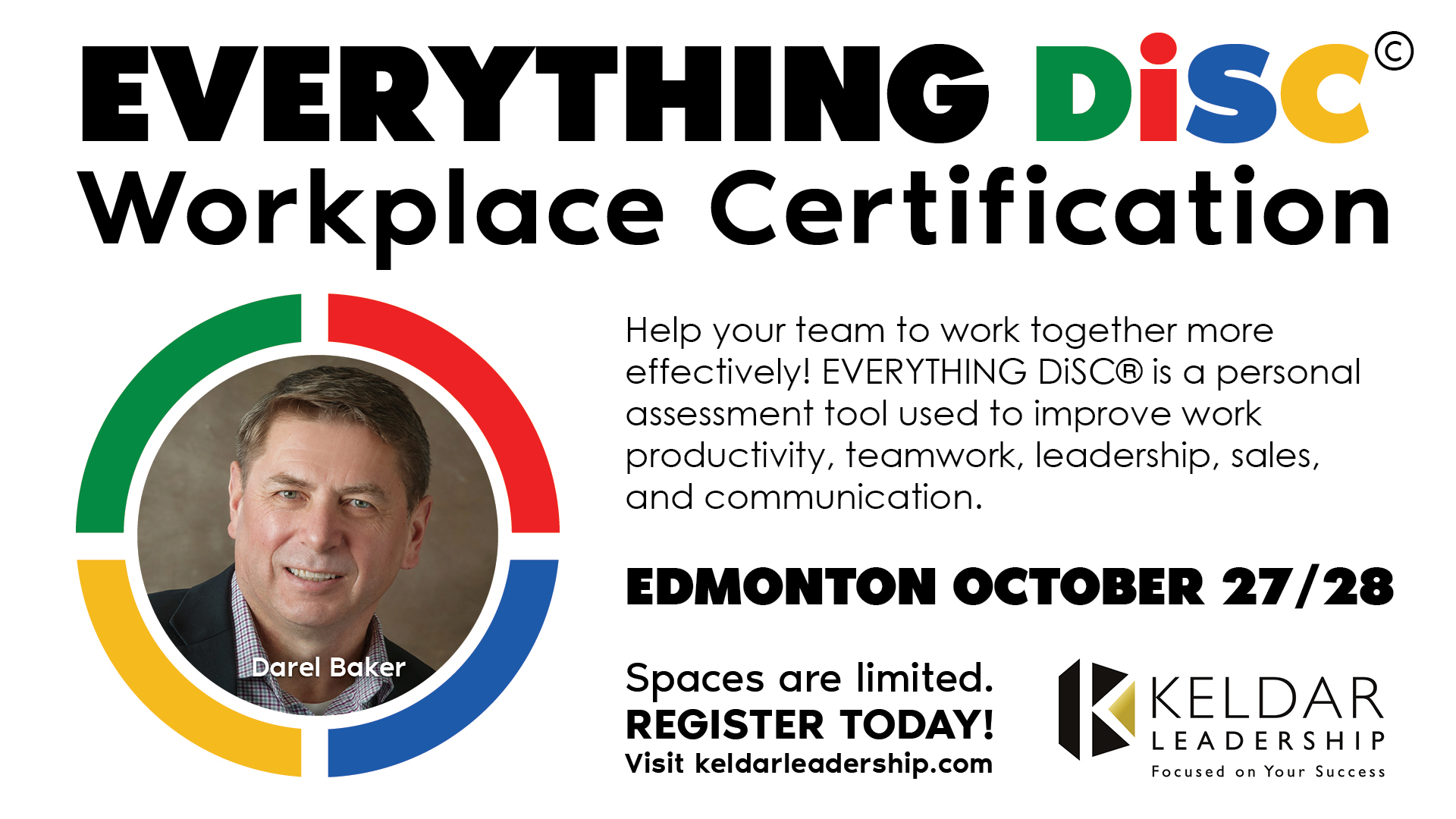 disc everything certification workplace certifcation workshop info